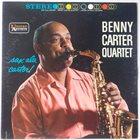 BENNY CARTER Sax ala Carter album cover
