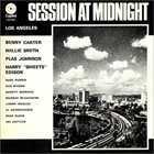 BENNY CARTER Sessions At Midnight album cover