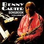 BENNY CARTER Songbook Volume II album cover