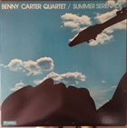 BENNY CARTER Summer Serenade album cover