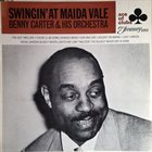 BENNY CARTER Swingin' At Maida Vale album cover