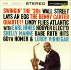 BENNY CARTER Swingin' The '20s album cover