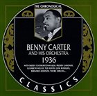 BENNY CARTER The Chronogical Benny Carter And His Orchestra 1936 album cover