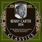 BENNY CARTER The Chronological Classics: Benny Carter 1954 album cover