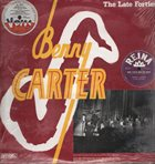 BENNY CARTER The Late Forties album cover