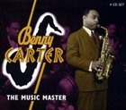 BENNY CARTER The Music Master album cover