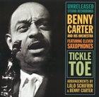 BENNY CARTER Tickle Toe album cover