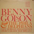 BENNY GOLSON Benny Golson And The Philadelphians album cover