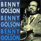 BENNY GOLSON Benny Golson Quartet album cover