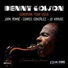 BENNY GOLSON European Tour 2019 album cover