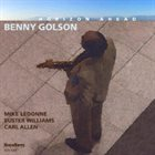 BENNY GOLSON Horizon Ahead album cover