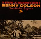 BENNY GOLSON Stockholm Sojourn album cover