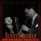 BENNY GOODMAN Benny Goodman and His Great Vocalists album cover
