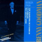 BENNY GOODMAN Berlin 1980 album cover
