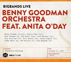 BENNY GOODMAN Bigbands Live album cover