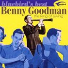 BENNY GOODMAN King of Swing album cover