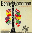 BENNY GOODMAN Plays World Favorites in High-Fidelity album cover