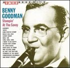 BENNY GOODMAN Stompin' at the Savoy album cover