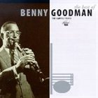 BENNY GOODMAN The Best of Benny Goodman - The Capitol Years album cover