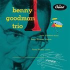 BENNY GOODMAN The Complete Capitol Trios album cover