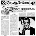 BENNY GOODMAN The Indispensable Benny Goodman,vol. 3-4 album cover