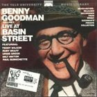 BENNY GOODMAN The Yale University Music Library, Volume 2: Live at Basin Street album cover