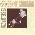 BENNY GOODMAN Verve Jazz Masters 33 album cover