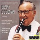 BENNY GOODMAN Yale Recordings, Volume 8: Recordings From Benny Goodman's Private Collection album cover