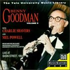 BENNY GOODMAN Yale Recordings, Volume 9 album cover
