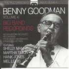 BENNY GOODMAN Yale University Archives – Vol. 4 album cover