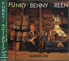 BENNY GREEN (PIANO) Funky! album cover