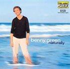 BENNY GREEN (PIANO) Naturally album cover