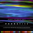 BENOÎT DELBECQ Phonetics album cover