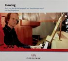 BERT VAN DEN BRINK Blowing album cover
