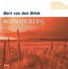 BERT VAN DEN BRINK Wondering album cover
