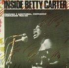 BETTY CARTER Inside Betty Carter album cover