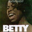BETTY CARTER Social Call album cover