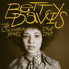 BETTY DAVIS The Columbia Years 1968-1969 album cover