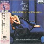 BEVERLY KENNEY Born to Be Blue album cover