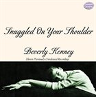 BEVERLY KENNEY Snuggled on Your Shoulder album cover