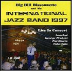 BIG BILL BISSONNETTE Live In Concert - 1st Half album cover