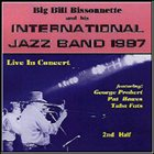 BIG BILL BISSONNETTE Live In Concert - 2nd Half album cover