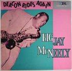 BIG JAY MCNEELY Deacon Rides Again album cover