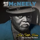 BIG JAY MCNEELY I'm Still Here – Big Jay Sings the Blues album cover