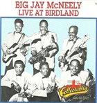 BIG JAY MCNEELY Live At Birdland 1957 album cover