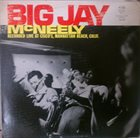 BIG JAY MCNEELY Recorded Live At Cisco's album cover