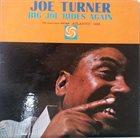 BIG JOE TURNER Big Joe Rides Agian album cover
