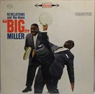 BIG MILLER Revelations And The Blues album cover