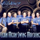 BILL ALLRED Lean Mean Swing Machine album cover
