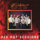 BILL ALLRED Red Hot Sessions album cover